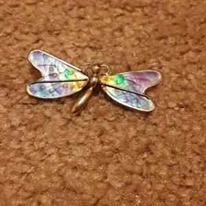 Delicate Butterfly Pin